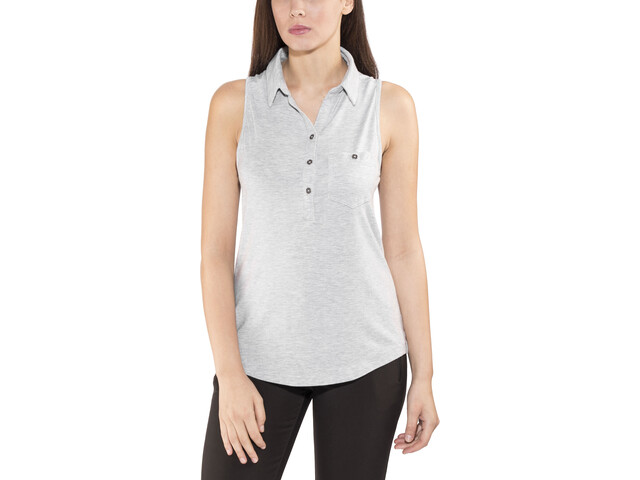 Columbia Spring Drifter T-shirt sans manches Femme, cirrus grey heather